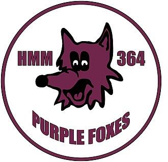 VMM-364 - Old HMM-364 Insignia
