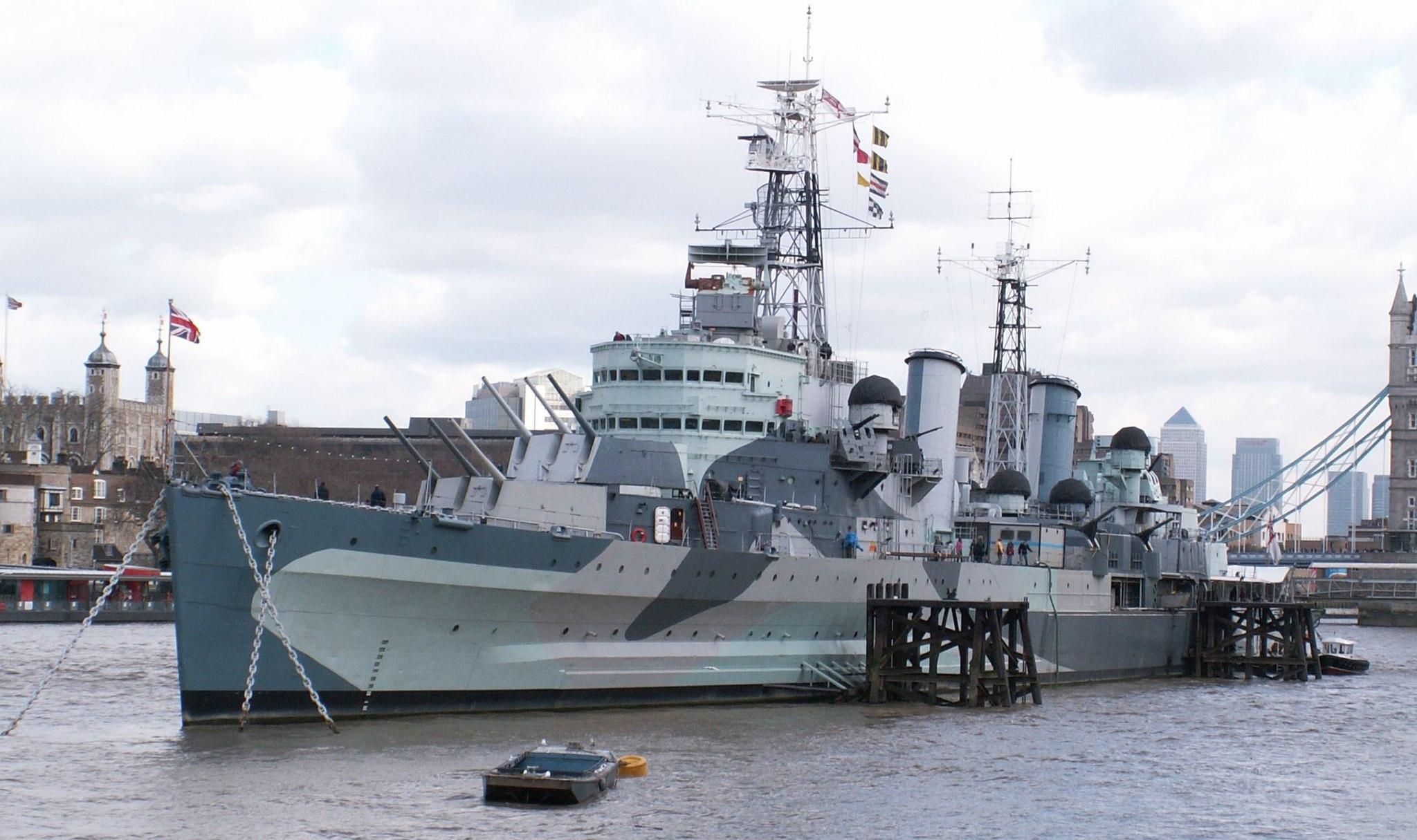 HMS Belfast 1 db