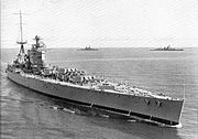 HMS Nelson (Warships To-day, 1936)