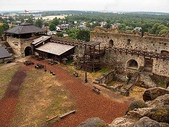 Lääne-Viru County - Image: HPIM2348 Rakvere ajalooline linnus tänapäevas
