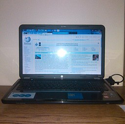 HP Pavilion G7-1317cl Notebook PC