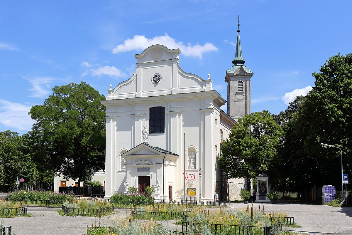 Mariabrunn Kirche