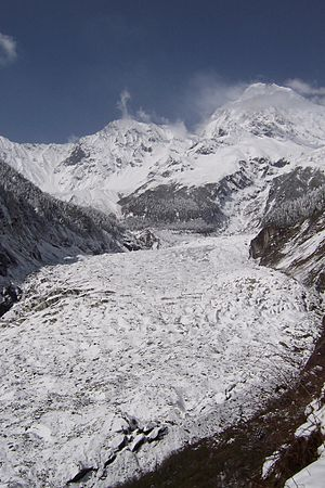 Daxue Mountains - Glaciers on the Gongga Shan