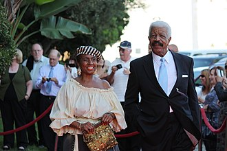 Hal Williams - Williams at The Waltons 40th Anniversary, 2012.