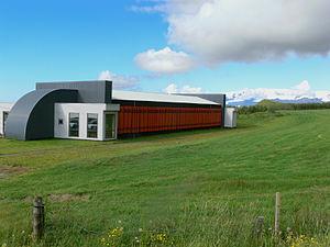 Þórbergur Þórðarson - Þórbergssetur museum and cultural centre in Hali, Suðursveit