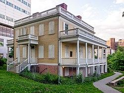 Hamilton Grange National Memorial - Patio (48170423177).jpg