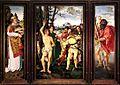 Hans Baldung St Sebastian Altarpiece.jpg