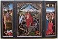 Hans memling, trittico della resurrezione, 1490 ca. 01.JPG