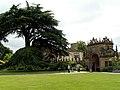 Hardwick Hall entrance to Hall and Gardens - geograph.org.uk - 492010.jpg