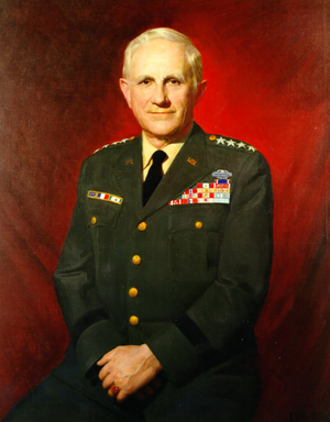 Harold Keith Johnson - Joseph Richards Essig's portrait of General Johnson