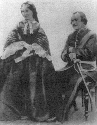 Flagstaff Tower - Harriet and Robert Tytler
