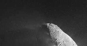 103P/Hartley - Comet 103P/Hartley closeup, from EPOXI.