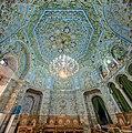 Hasan Ashtiani's Tomb at Fatima Masumeh Shrine2, qom, iran.jpg