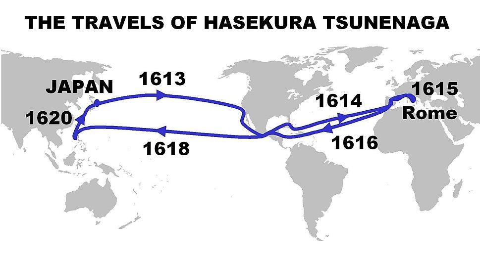 Hasekura Travels