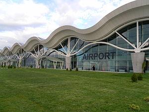 Hatay Airport - Image: Hatay Airport