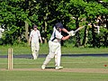 Hatfield Heath CC v. Netteswell CC on Hatfield Heath village green, Essex, England 64.jpg