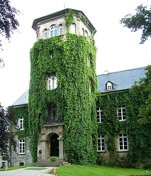 Finnentrop - Image: Haus Bamenohl Haupthaus
