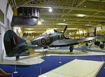Hawker Tempest II PR536 at RAF Museum London Flickr 4607473898.jpg