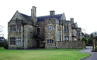 Art gallery, museum and park in Lancashire, England
