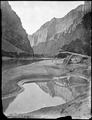 Heart of the Canyon of Lodore, Green River, Moffat County, Colorado. Old No. 84. Near duplicate of - NARA - 517741.tif