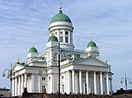 Helsinki Cathedral in July 2004.jpg