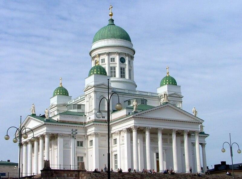 Ficheiro:Helsinki Cathedral in July 2004.jpg