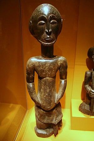 Hemba people - Image: Hemba male figure 1