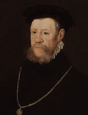 Henry FitzAlan, 19th Earl of Arundel - Henry FitzAlan, 19th Earl of Arundel, in a portrait from the 1560s.