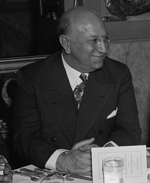 Henry Horner - Horner, 1937.