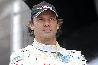 Henry Martin (racecar driver) Argentine racing driver (born 1965)