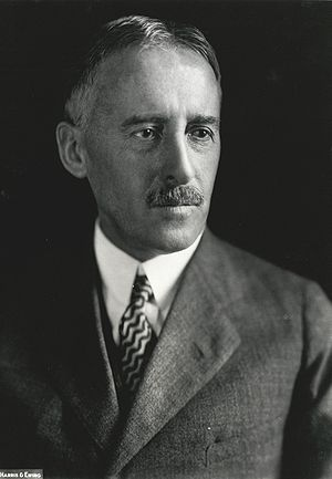 Henry L. Stimson - Image: Henry Stimson, Harris & Ewing bw photo portrait, 1929