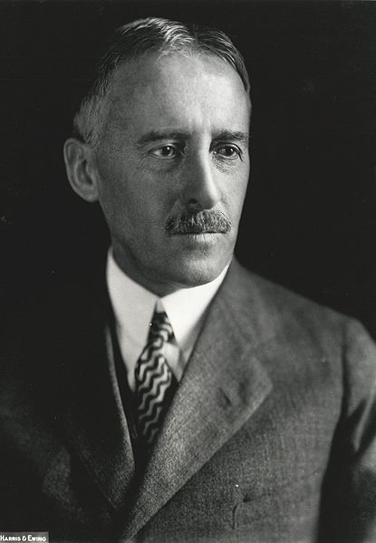 Secretary of War Henry Stimson