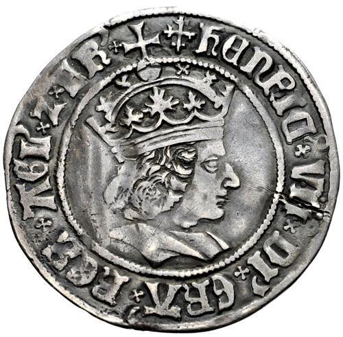 Henry VII groat