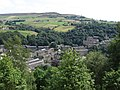 Heptonstall - view over Hebden Bridge - geograph.org.uk - 1435194.jpg