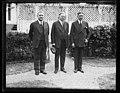Herbert Hoover with group outside White House, Washington, D.C. LCCN2016889709.jpg
