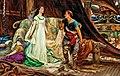 Herbert James Draper - Tristan & Isolde.jpg