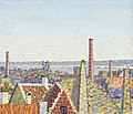 Herbert Lukk. Vaade üle Tallinna sadama poole. 1918.jpg