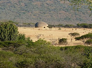uMgungundlovu Royal capital of the Zulu King Dingane