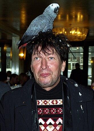 Herman Brood - Herman Brood in 2000