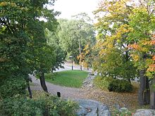 Hesperian puisto – Wikipedia