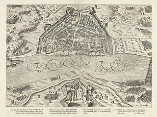 Siege of Nijmegen (1591)