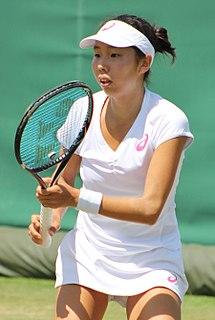 Mayo Hibi Japanese tennis player