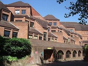 Hillingdon Civic Centre - View of part of the Civic Centre