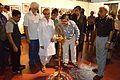 Himadri Sekhar Dutta - Inaugural Lamp Lighting - Photographic Association of Dum Dum - Group Exhibition - Kolkata 2013-07-29 1260.JPG
