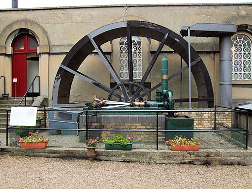 Hindley Waterwheel, Kew Bridge Steam Museum