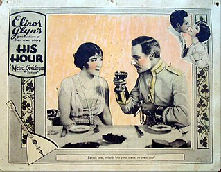 <i>His Hour</i> 1924 film by King Vidor