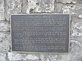Historical plaque for the Mill Race, Cambridge, Ontario.jpg