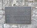 Historical plaque for the Mill Race, Cambridge, Ontario.jpg