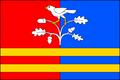 Hoštice (Kroměříž District) flag.png