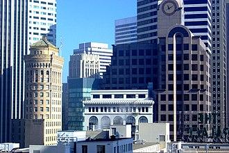 Hobart Building - Image: Hobart Building San Francisco